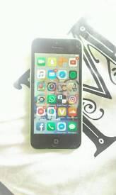 Iphone 5c in green spare or repair