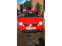VW LUPO for a quick sale