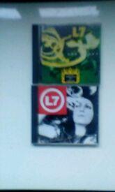 L7 cd's