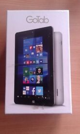 BRAND NEW !!! Android Tablet 7 GW 7 GoTab Windows 10
