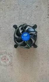 Intel I5 CPU cooler