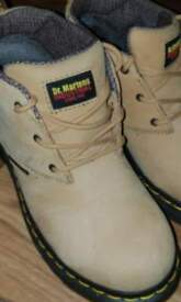 Work boots Size 5