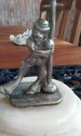 Old candle stick