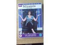 Miranda The Finale DVD