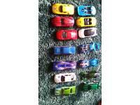 15 hot wheel cars