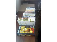 COLLECTION OF ANDY MCNAB