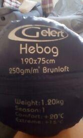 Gelert Sleeping bags x3