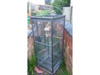 Parrot cage large bird cage