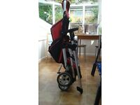 iCandy Cherry Pushchair & Carrycot