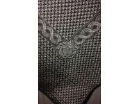 Mens Versace Tie