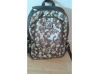 Animal surf brand backpack