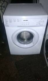 Washing machine bush fully working offer 3 months guarantee and free delivery