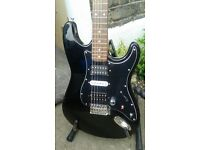 (( CUSTOM STRAT ELECTRIC GUITAR WITH KILL SWITCH HSH CONFIG ))