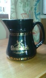 Glenfiddich Black Pub Water Jug