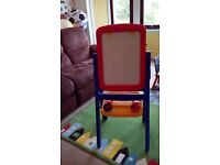 Toys R Us World of Imagination Easel with free maget alphabet