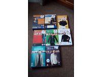 DVD boxset house 1-8