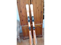 Dynastar Exclusive 8 Skis 153cm Great Condition Barely Used