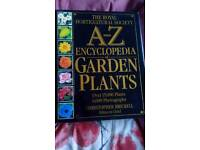 A-z encyclopedia of garden plants