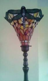 Dragonfly up lighter floor lamp