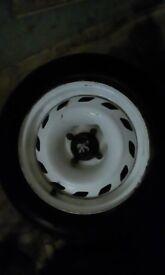 Peugeot 106 Rallye wheels 205, 306