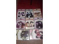 Laurel & Hardy DVDS