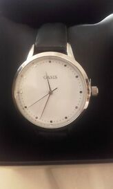 Brand New Oasis Ladies Fashion Watch