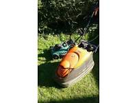 Free electric lawn mowers spares or repairs