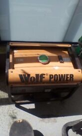 For sale Generator 3,2 kw