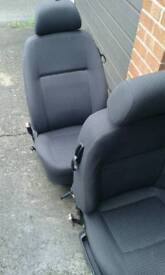Polo 6n2 full set of seat 3 door