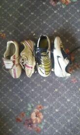Football boots size 10/11 (kids)