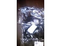 5 brand new trousers size 22uk 50eu 32in 81cm