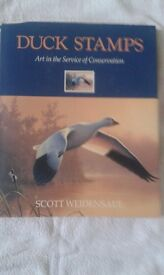 Duck stamp book