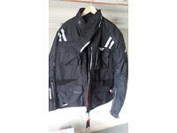 Hein Gericke motor bikers jacket