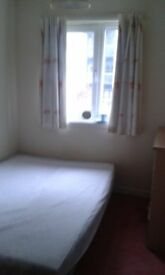 A furnished room in a 3-bedroom shared house in a new estate; £250 all bills inclusive
