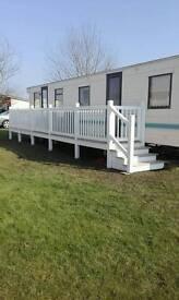 Caravan for hire Mablethorpe