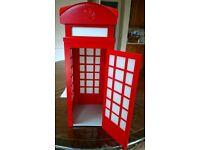 London Telephone Box prop