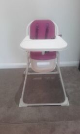 High Chair, Mammas and Pappas