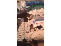 bundle clothes for boy 6-9 months