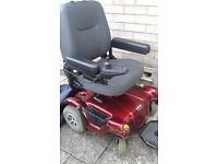 Electric Wheelchair Turnabout 312.