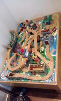 Train table for sale!