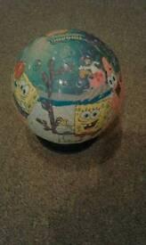 SPONGEBOB PUZZLE BALL.