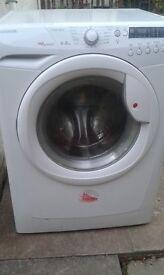 Hoover waher/dryer,1400 spin,7kg load,can deliver