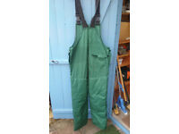 Chainsaw Trousers Size Medium