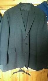 Mens Suit 52R jacket.44R trousers OPEN TO SENSIBLE OFFERS!!!