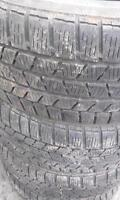 225 45 17 Continental winter tires