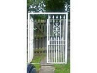 Security Steel gates