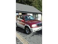 Suzuki grand vitara 16v