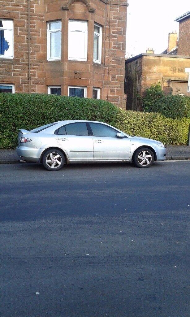 2 litre diesel Mazda6 Sport 2004