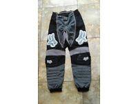 Fox enduro /motocross pants