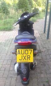 Spares and Repairs: piaggio nrg 2007